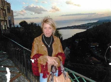 Tatiana Kuropatyk, la ragazza violentata, uccisa e bruciata a Brancaleone, 20 settembre 2013. ANSA/FRANCO CUFARI