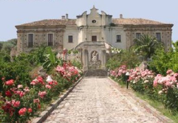 Villa Caristo a Stignano
